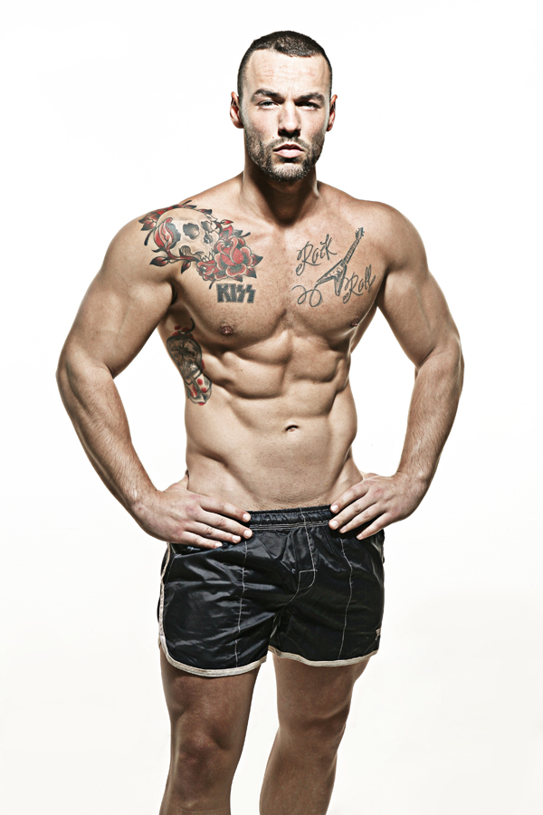 Fitness Models On Instagram Overtaking Celebrities As Role: Fitness Model Interview: Eric Leto