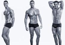 fitness model, nassim sahili