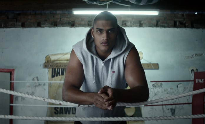 Rob Evans boxing gym
