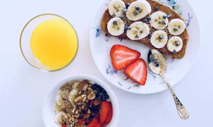 oats, breakfast, six pack abs