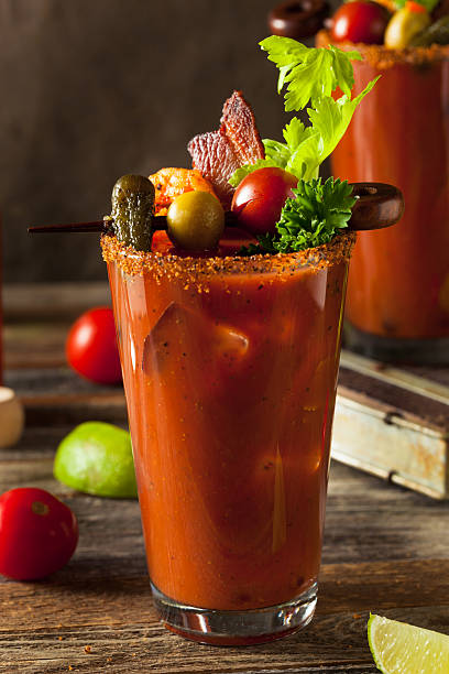 Keto Bloody Mary Mix (Low Carb)