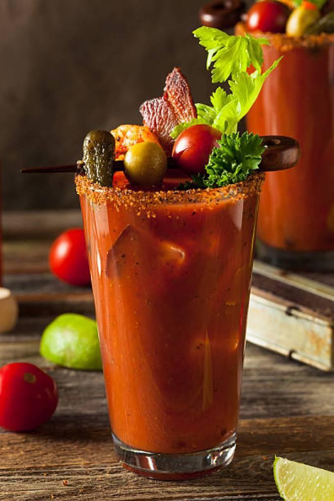 Keto Bloody Mary Mix