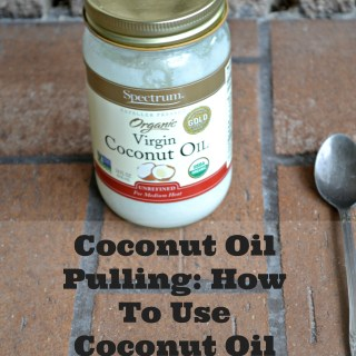 Coconut Oil Pulling To Detox Your Mouth
