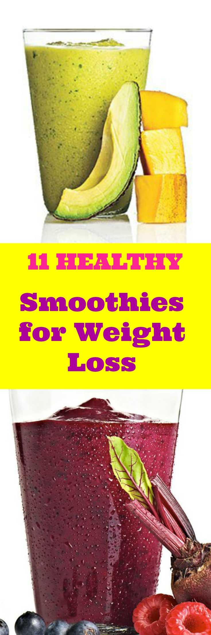 Make a head healthy breakfast smoothie for weight loss. High protien detox recipes for a healthy breakfast.