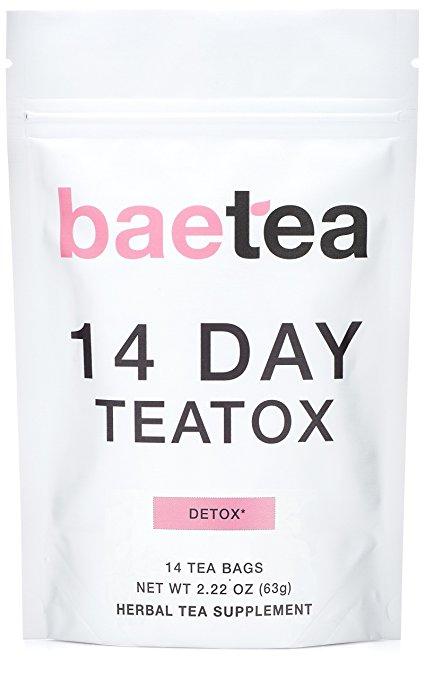 Baetea 14 Day Detox Tea