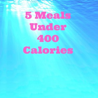 5 Meals Under 400 Calories (Delicious)