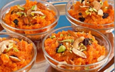 Gajaar (Carrot) Halwa