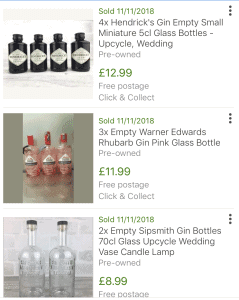 sell recycling on ebay