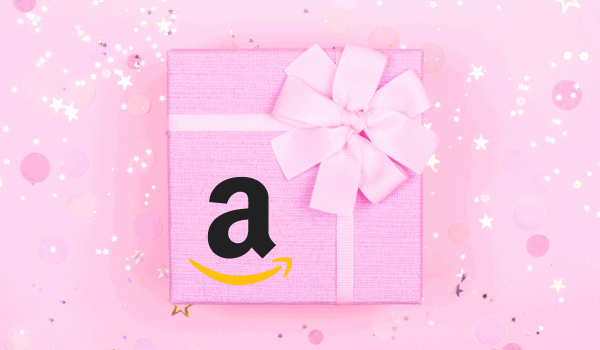 August Giveaway: Win a £50 Amazon Gift Card