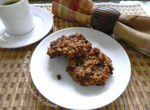 Sept 2013 Vegan oatmeal cookies etc 011w