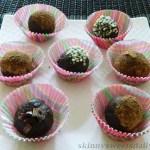 Decadent Chocolate Tahini Truffles