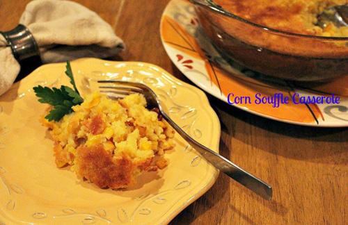 corn souffle casserole fix again