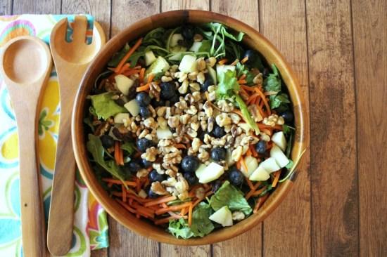 The big salad large sharper