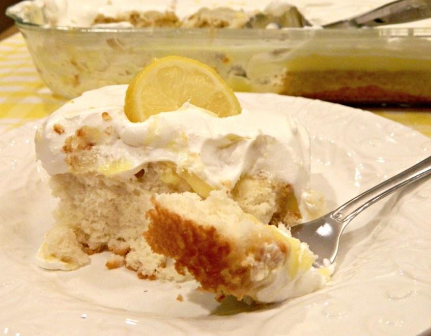 lemon poke cake sharp large