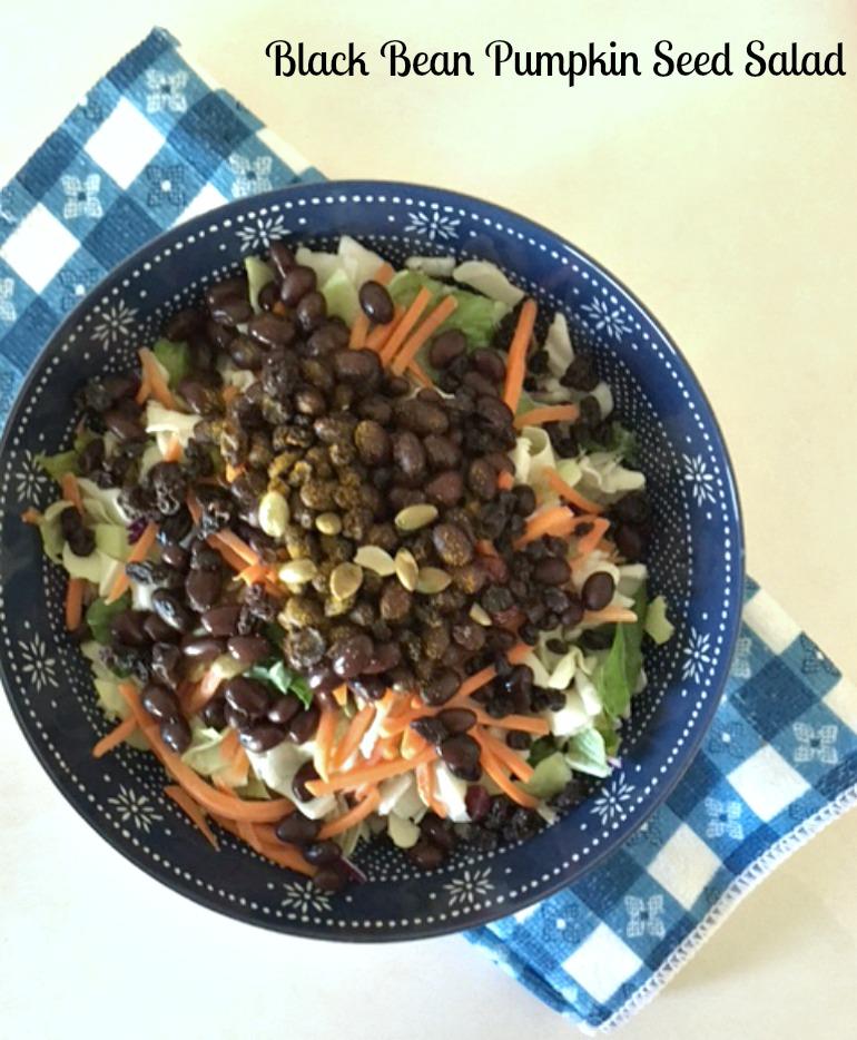 black-bean-pumpkin-seeds-salad
