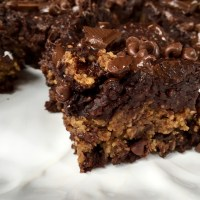 The Ultimate (Secretly Healthy) Cookie Dough Brownies