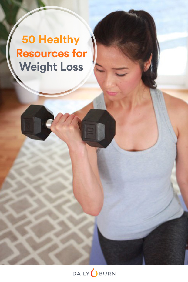 50 Resources on How to Lose Weight (the Healthy Way)
