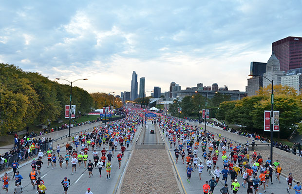 The 50 Best Half-Marathons in the U.S.