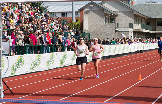 The 50 Best Half-Marathons in the U.S. - Eugene Half Marathon in Eugene, Oregon