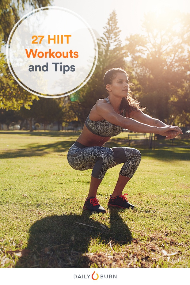 27 Beginner HIIT Workouts and Tips to Get in Your Best Shape Ever
