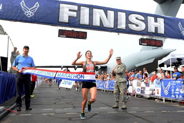 The 15 Best Fall Marathons in the U.S. - Air Force Marathon in Dayton, Ohio