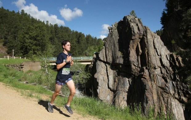 Deadwood Mickelson Trail Marathon - Best Spring Marathons