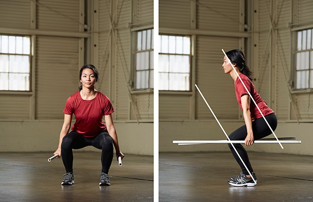 How Strong Is Your Squat? Try This Trainer-Backed Test