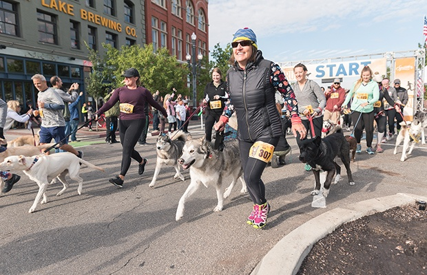 Fun Runs with Dogs: Chasing Tail 5K