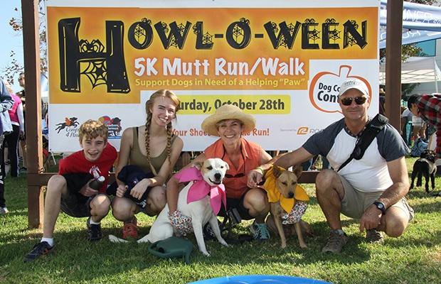 Fun Runs with Your Dog: Howl-O-Ween Mutt Run