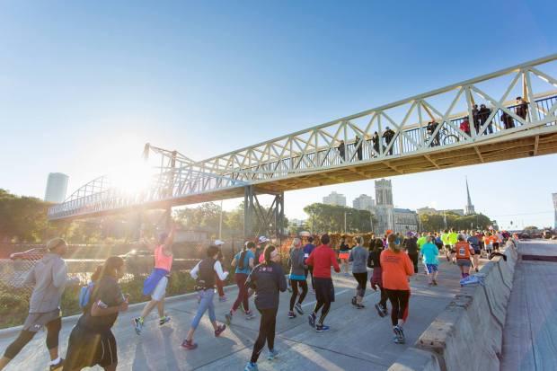 The 15 Best Fall Marathons in the U.S. - Medtronic Twin Cities Marathon in Minneapolis, Minnesota