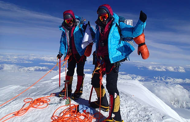Climbing Mountains: Tashi and Nungshi Malik
