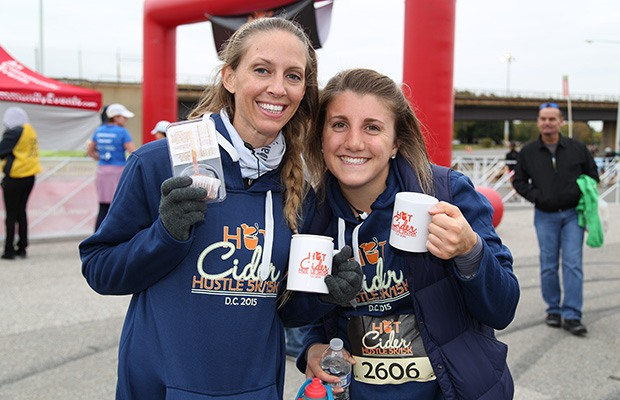 Best Races for Fit Foodies: Hot Cider Hustle
