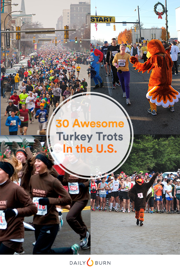 The 30 Best Thanksgiving Turkey Trots