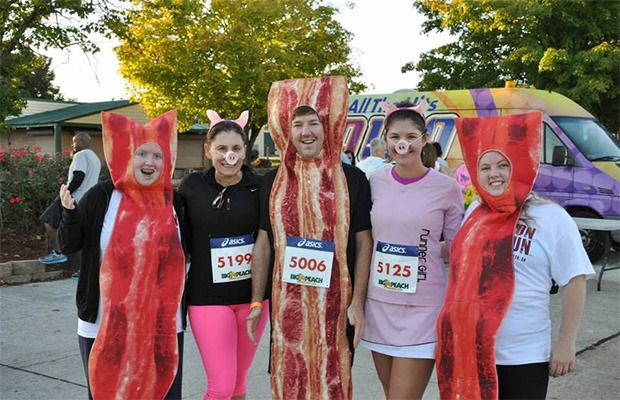 Best Races for Fit Foodies: Bacon Run 5K