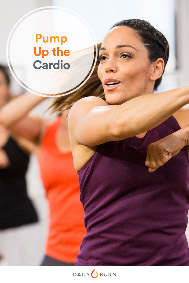 275 Bodyweight Exercises to Shake Up Your Workout Routine: Cardio Workouts
