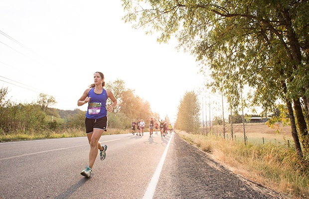 Best Races for Fit Foodies: Oregon Wine Country Half-Marathon