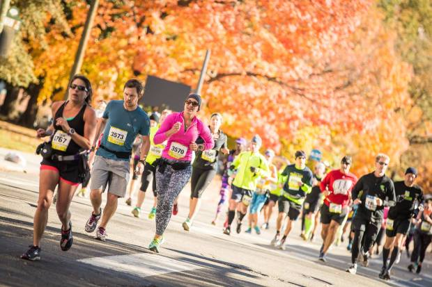 The 50 Best Half-Marathons in the U.S. - Markel Richmond Half Marathon in Richmond, Virginia