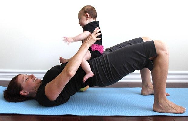 6 Core Exercises for New Moms with Diastasis Recti