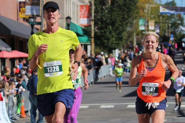 The 15 Best Fall Marathons in the U.S. - Steamtown Marathon in Scranton, Pennsylvania