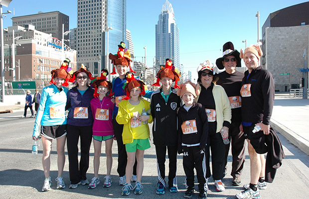 Western and Southern Thanksgiving Day Race