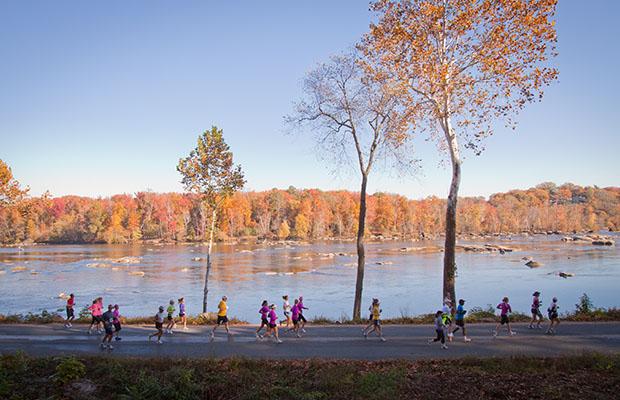 The 15 Best Fall Marathons in the U.S. - Anthem Richmond Marathon in RIchmond, Virginia