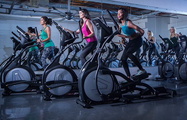 3 Elliptical HIIT Workouts That Won't Bore You to Death