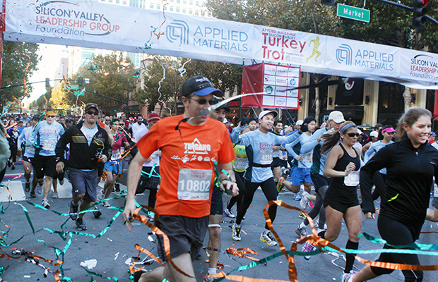 Silicon Valley Turkey Trot