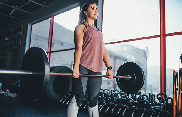 The 5 Best Barbell Exercises to Build Total-Body Strength