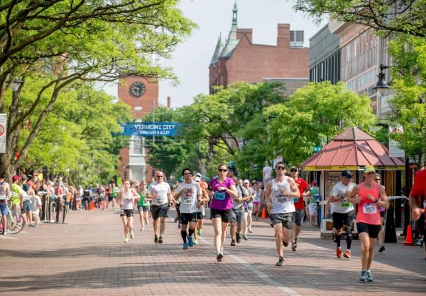KeyBank Vermont City Marathon - Best Spring Marathons