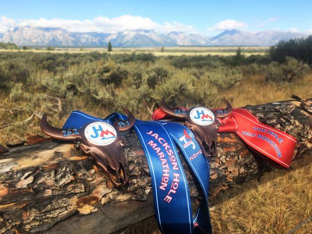 The 50 Best Half-Marathons in the U.S. - Hole Half Marathon in Jackson, Wyoming