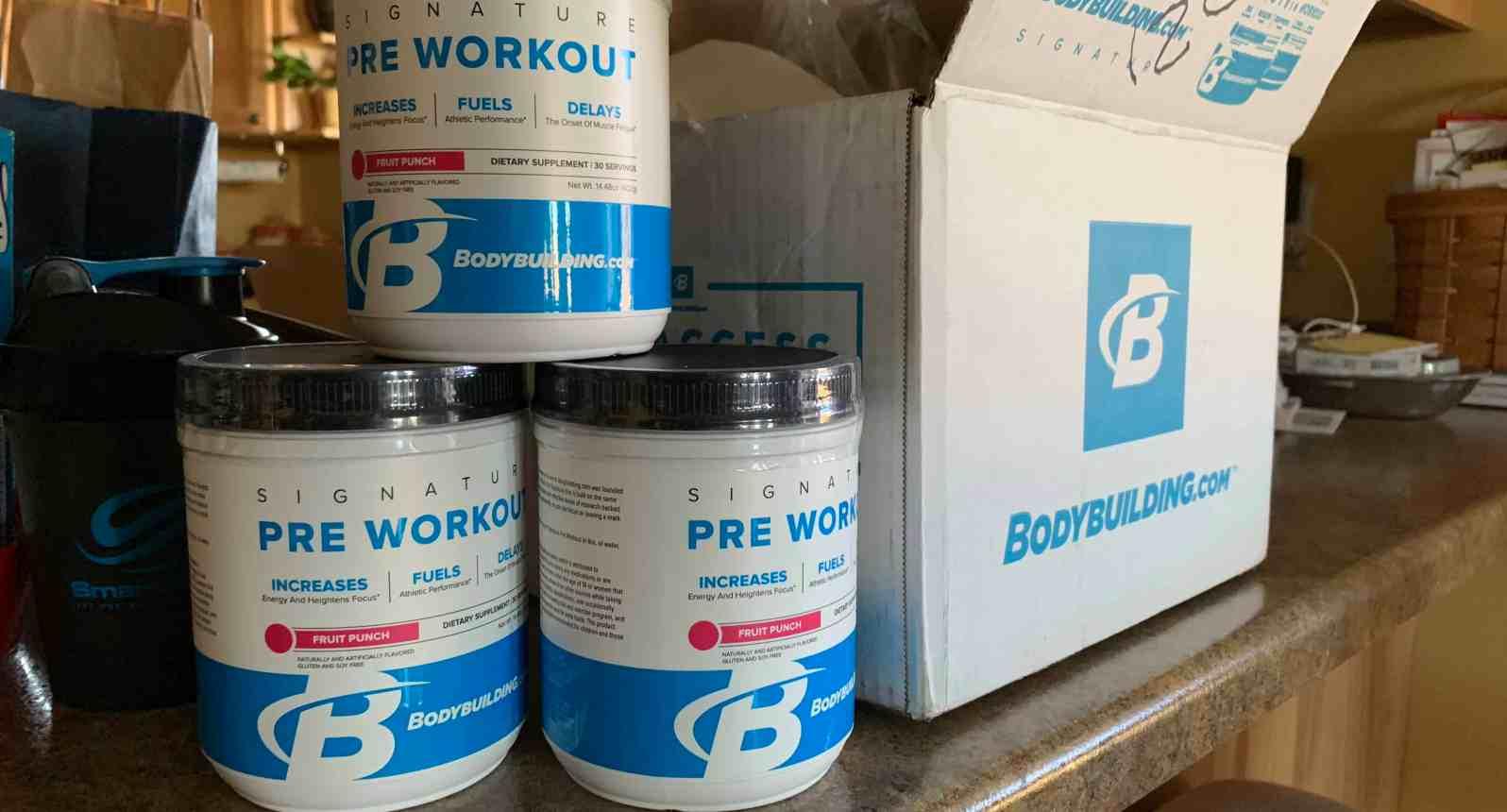 bb.com signature pre workout
