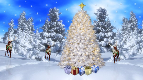 christmas screensavers and wallpaper 2017 - Grasscloth ...