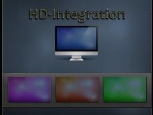 Simple HD-Integration