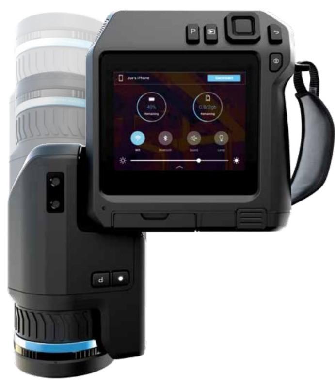 Flir T530 Infrared camera